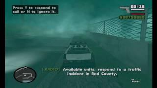 GTA SA SAPD:FR [ v2.5 BETA ] Traffic incident