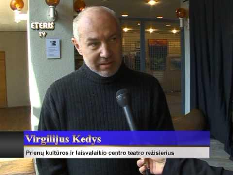 ETERIS TV 2013.04.02 Prienuose paminėta tarptautinė teatro diena