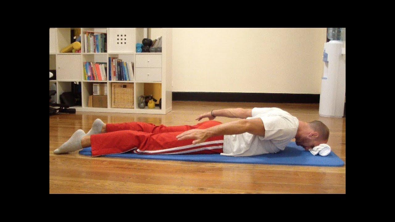pilates esercizi schiena