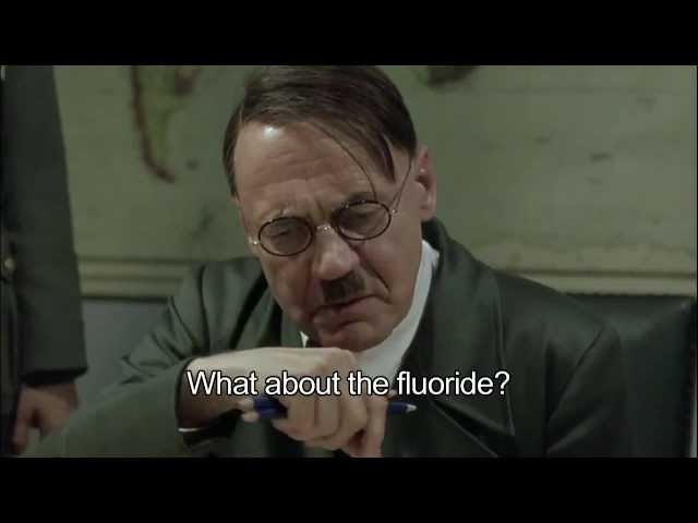 Hitler On Portland Fluoride Vote