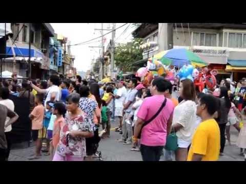 Bisperas ng Pista sa Lucban 2014