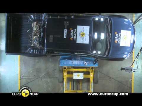 Euro NCAP | Isuzu D-Max | 2012 | Краш-тест