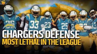 The Most Lethal Defense in the NFL - L.A. Chargers 2020 | Director's Cut