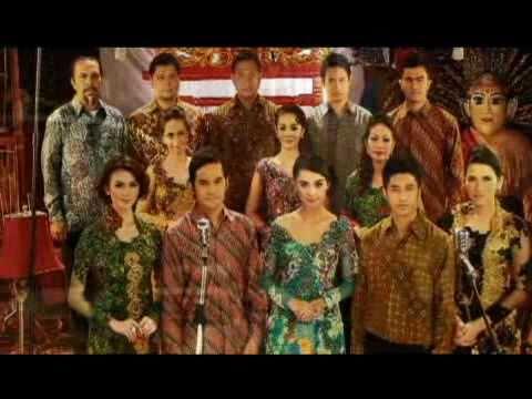 Indonesia Raya Oleh Artis Cinta Fitri video