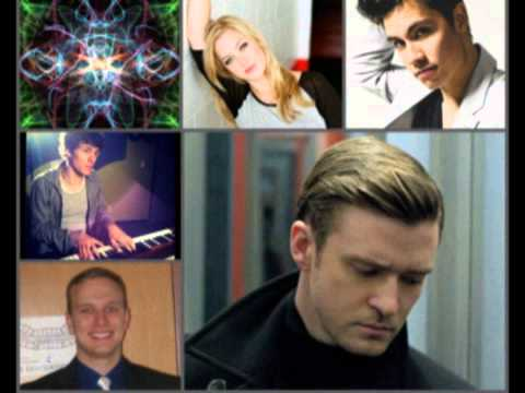 mirrors Mashup (ft. Justin Timberlake, Julia Sheer, Sam Tsui, Kurt Schneider, Dj Spotlight) video