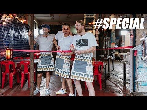 Street Food Restaurant openen in Bangkok #2 [SPECIAL] | StukTV