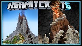 Hermitcraft Season 6: Did I Create A Super Villain Lair?   (Minecraft 1.13.1 survival  Ep.31)