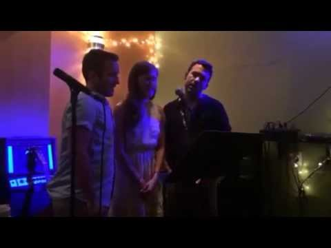 The Eye (cover) by Allie Chipkin + friends @ The Path Cafe