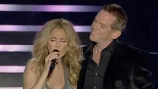 Celine Dion Garou Sous Le Vent 2008