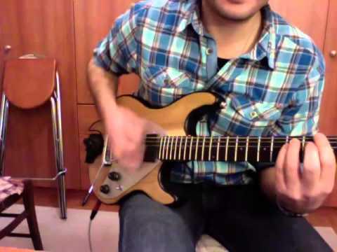 Μαθήματα κιθάρας μουσικό εργαστήρι Κιθαροσπουδές Βριλήσσια Χαλάνδρι  2 Minutes To Midnight