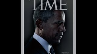 Time's Person of the Year 2012: Barack Obama