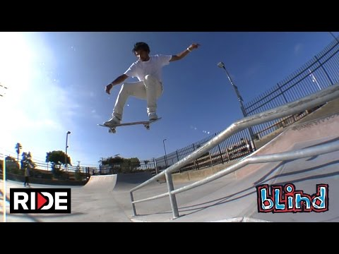 TJ Rogers, Kevin Romar & More At Stanton Park - Blind #DamnEdits