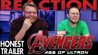 Avengers: Age of Ultron HONEST TRAILER!!