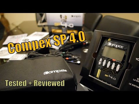 Compex SP 4.0 Tested + Reviewed