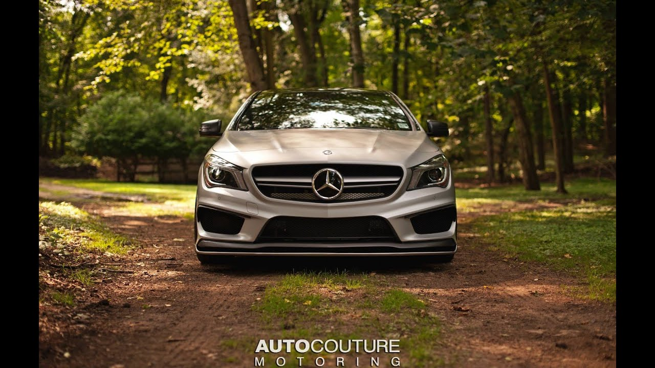 euro tuning mercedes benz cla 45 amg by autocouture. Black Bedroom Furniture Sets. Home Design Ideas