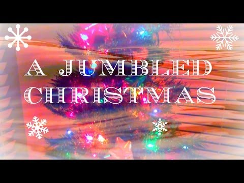 A Jumbled Christmas (The Skit Game)