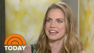 'Veep' Star Anna Chlumsky Talks Amy's Love For Dan | TODAY