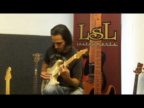 Gonzalo Bergara and LsL Instruments' 
