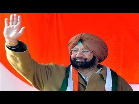 Amarinder Singh Back In Reckoning For Punjab Congress Chief's Post