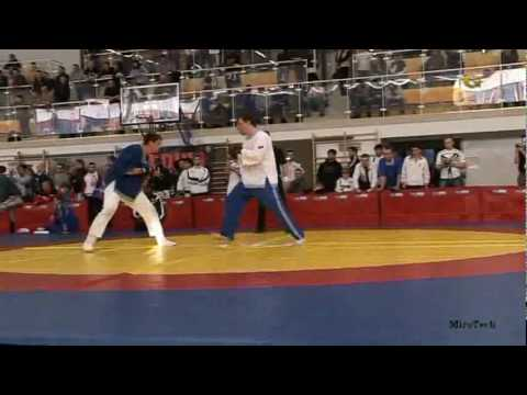 2010 World Pankration Championships Highlights