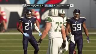 """ "" Brady Divorces Belichick, Leaves For New York Jets Madden 19 Simulation 2018-19 Season"