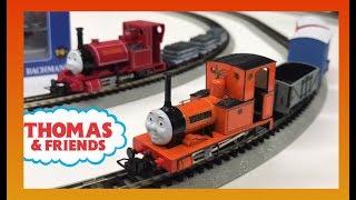 Bachmann Rheneas! New HO Scale! Plus Narrow Gauge Bachmann Trains