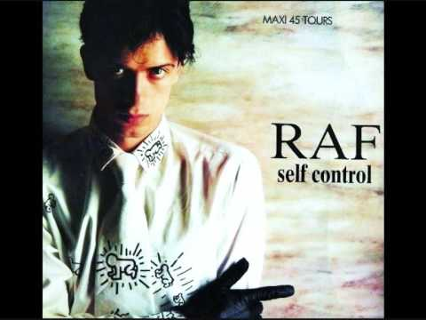 RAF - Self Control (The Original) 12  STEREO