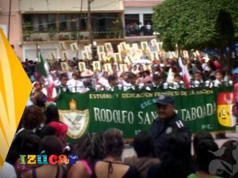 desfile 16 de septiembre izucar de matamoros 2014