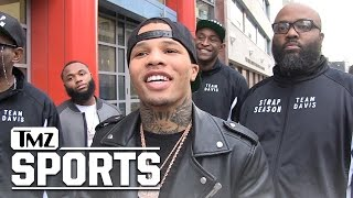 Boxing Star Gervonta Davis Has His Victory Vacation Planned | TMZ Sports