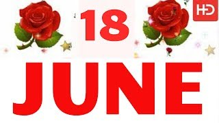 18 June Special New Birthday Status Video , happy birthday wishes, birthday msg quotes जन्मदिन