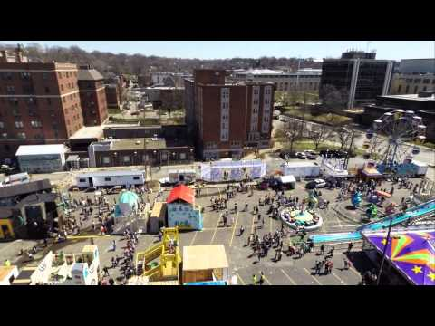 Carnegie Mellon s 100th Carnival - From the Air