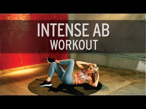 Intense Ab Workout