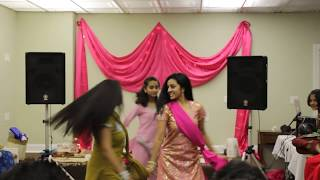 Jazba ~ Engagement party dance