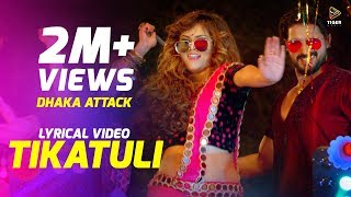 Tikatuli -  Motin Chowdhury | Dhaka Attack | Arifin Shuvoo | Mahi | Sanju | Mimo | Dipankar Dipon