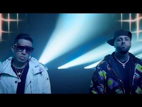 De La Ghetto, Nicky Jam - Sube La Music (Official Music Video)