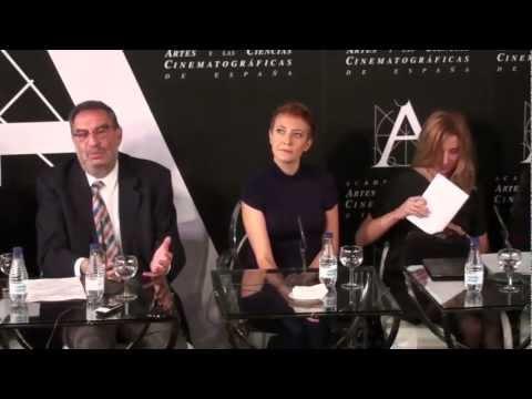 Eva Hache – Presentación XXVI Premios Goya