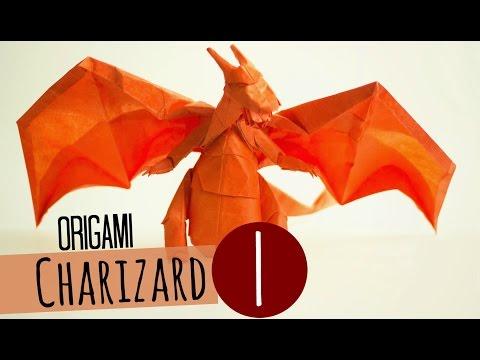 Tutorial  Origami LatiosLatias Part 2  YouTube