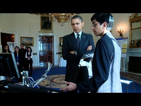 The 2012 White House Science Fair