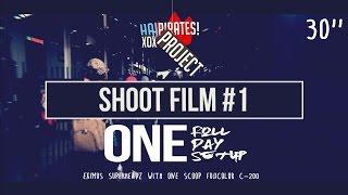 SHOOT FILM #1 Eximus Superheadz with Fujicolor C200