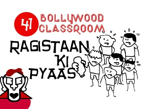 Bollywood Classroom | Ragistaan Ki Pyaas | Episode 41 video