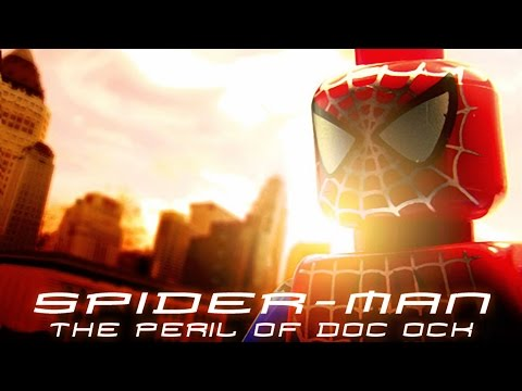 Spider-Man: The Peril of Doc Ock HQ