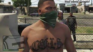 GTA 5 - Grove Street The Truth