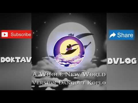 Download A Whole New World - Beny Sonata Cover | Version Dangdut Koplo 🎵 Mp4 baru