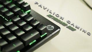 HP Pavilion Gaming Keyboard 500 Review 3VN40AA#ABU