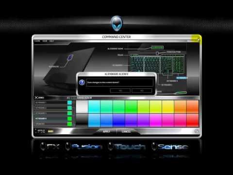 Alienware Laptop Colors Color of Your Alienware