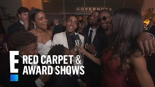 """""""Moonlight"""" Cast Reacts to Wild 2017 Oscar Win! 