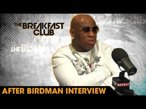 What Happened After Birdman Walks Out Of The Breakfast Club ?