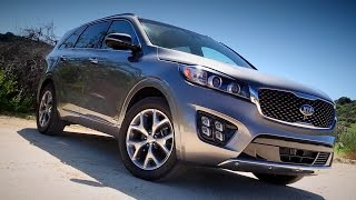 2016 Kia Sorento - Review and Road Test