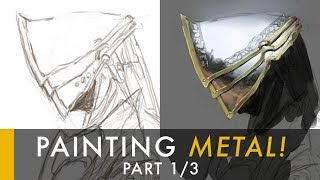 How to Paint Metal 1/3 - Shiny