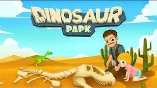 Park Dinosaur for PC   Educational Dinosaur Games for kids   YouTube
